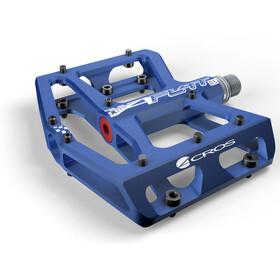 ACROS A-Flat XL Pédales, blue
